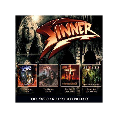 Sinner - Nuclear Blast Recordings (CD) - image 1 of 1