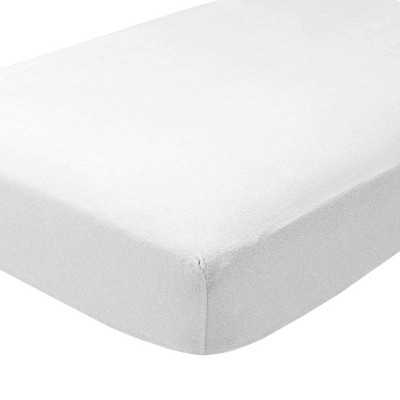 Bare Home Cotton Flannel Fitted Sheet