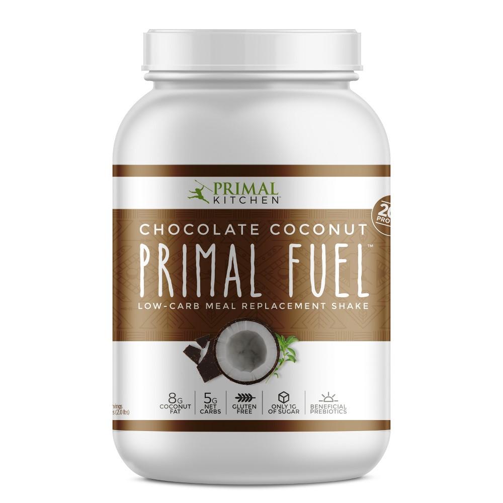 Primal Kitchen Primal Fuel Protein Powder - Chocolate Coconut - 32oz