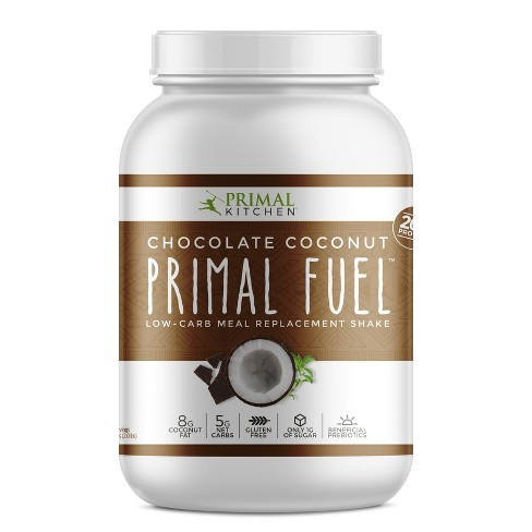 Primal Kitchen Primal Fuel Protein Powder - Chocolate Coconut - 32oz - image 1 of 4
