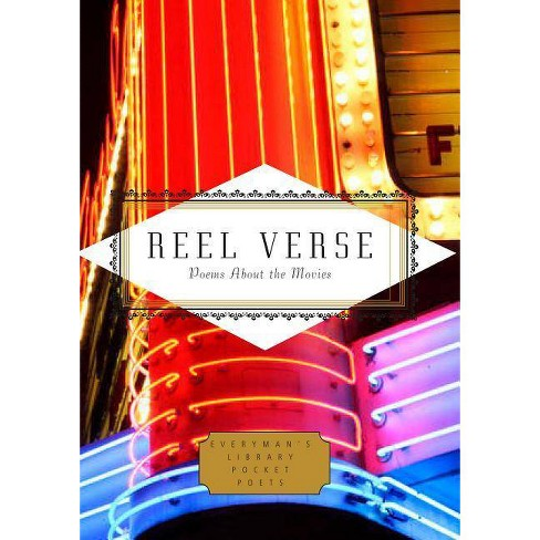 Reel Verse - (Everyman's Library Pocket Poets) (Hardcover) - image 1 of 1