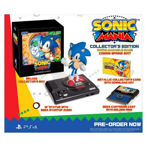Sonic Mania Collector's Edition PlayStation 4 - image 1 of 7