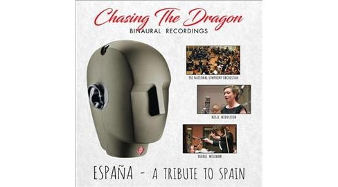 Rosie Middleton - Wiseman:Espana Tribute To Spain Binau (CD) - image 1 of 1