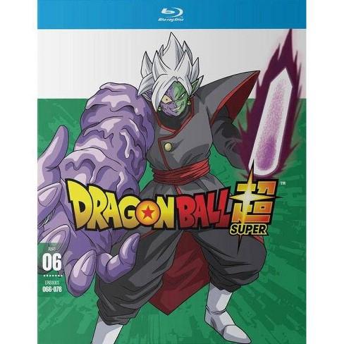 Dragon Ball Super: Part Six (Blu-ray) - image 1 of 1