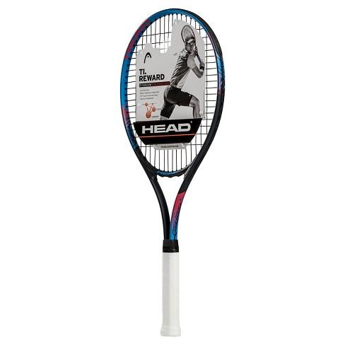 Head TI. Reward Tennis Racquet - Black/Blue - image 1 of 1