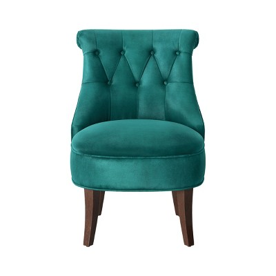 Nerine Tufted Velvet Rollback Accent Chair   Opalhouse™ by Shop Collections