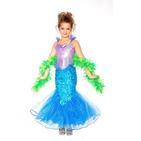 Palamon Mermaid Girls Costume - image 1 of 1