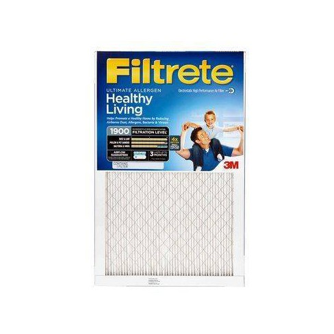 Filtrete Ultimate Allergen 16X24, Air Filter - image 1 of 3