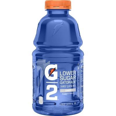 Gatorade G2 Grape Sports Drink - 32 fl oz Bottle