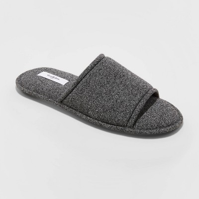 Men's Lonzo Slide Slippers - Goodfellow & Co™ Gray