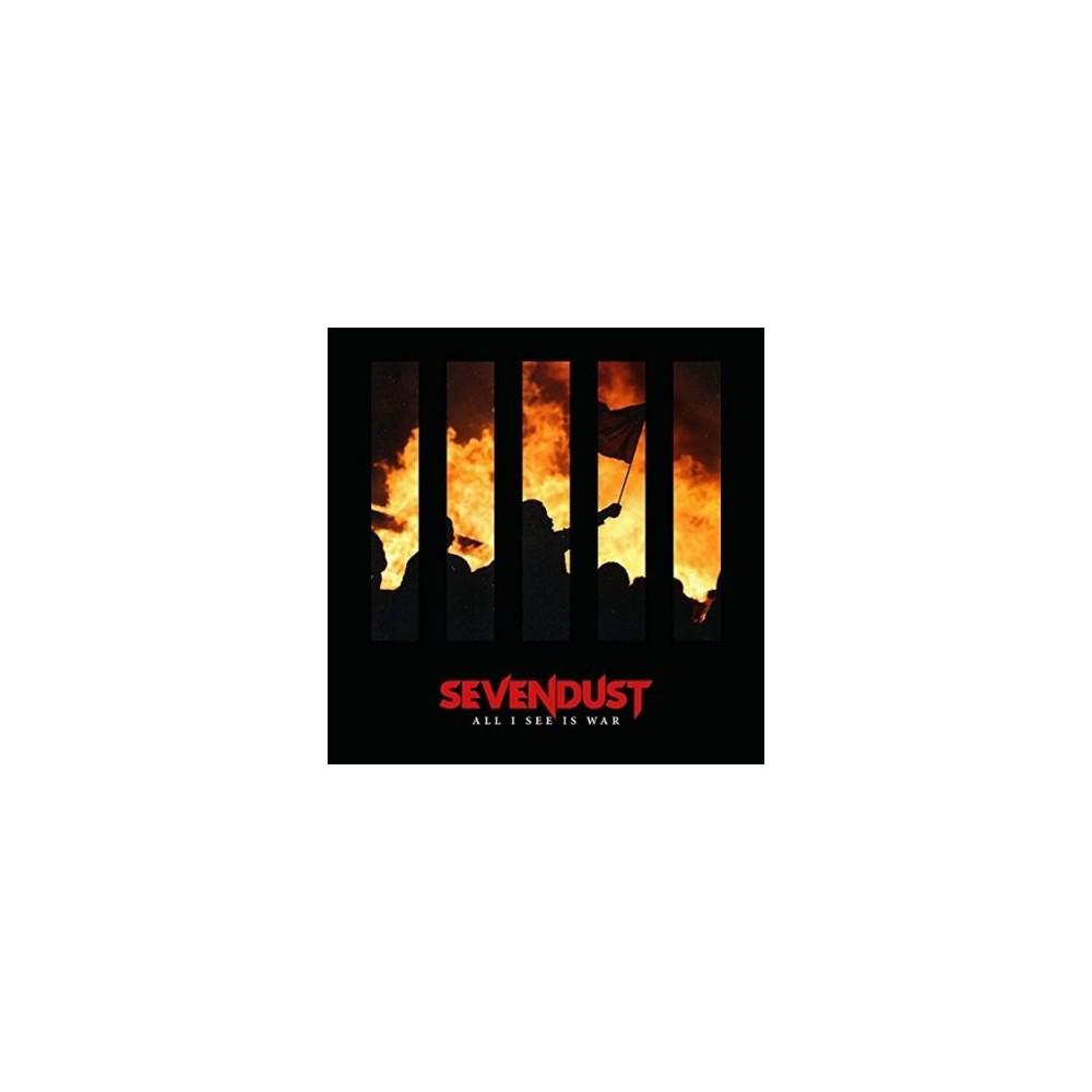 Sevendust - All I See Is War (CD)