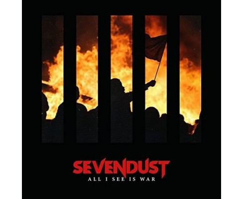 Sevendust - All I See Is War (CD) - image 1 of 1