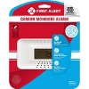 First Alert CO710 Carbon Monoxide Detector with Digital Temperature Display - image 2 of 4