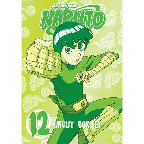 Naruto Box Set Volume 12 (DVD) - image 1 of 1