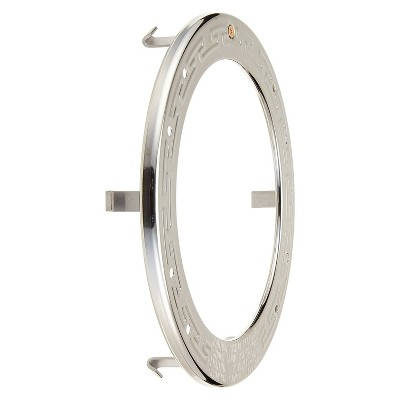 Pentair 79110600 Stainless Steel IntelliBrite 5G White LED Swimming Pool Light Replacement Trim Face Ring Assembly Kit Part