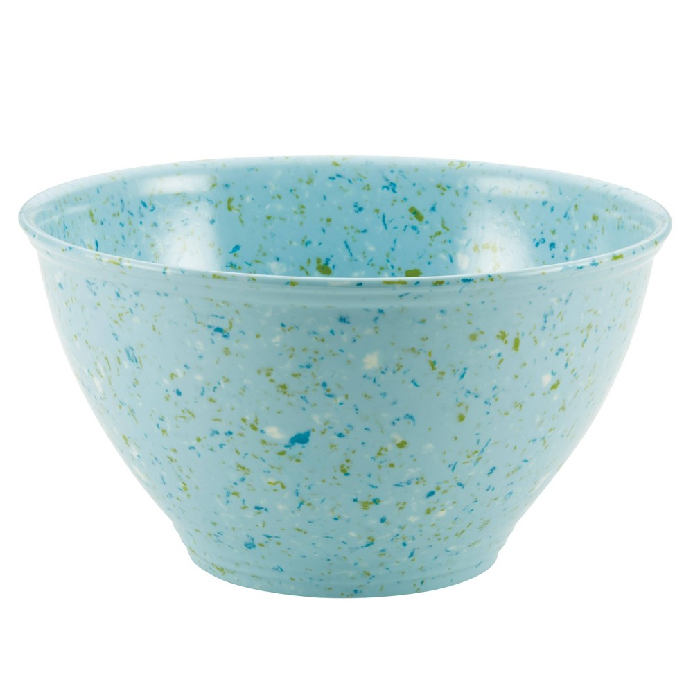 Image of Rachael Ray 4qt Garbage Bowl Blue