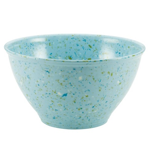 Rachael Ray 4qt Garbage Bowl Blue - image 1 of 3
