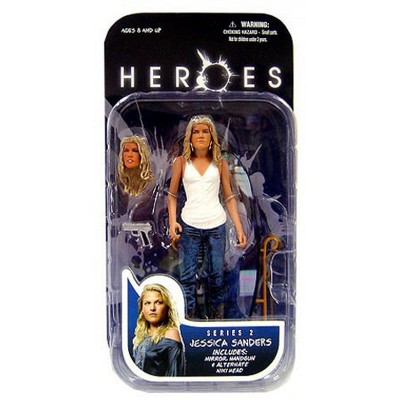 Heroes Mezco Toyz Action Figure Series 2 Action Figure Jessica NEW