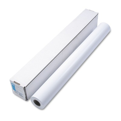 """HP Designjet Large Format Instant Dry Semi-Gloss Photo Paper 36"""" x 100 ft. White Q6580A"""