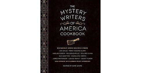 Mystery Writers of America Cookbook (Hardcover) - image 1 of 1