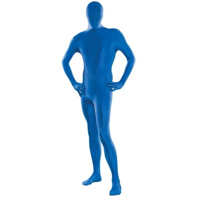 Adult Partysuits Halloween Costume Blue