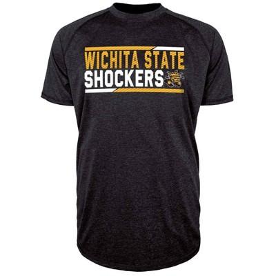 NCAA Wichita State Shockers Men's Short Sleeve Performance T-Shirt