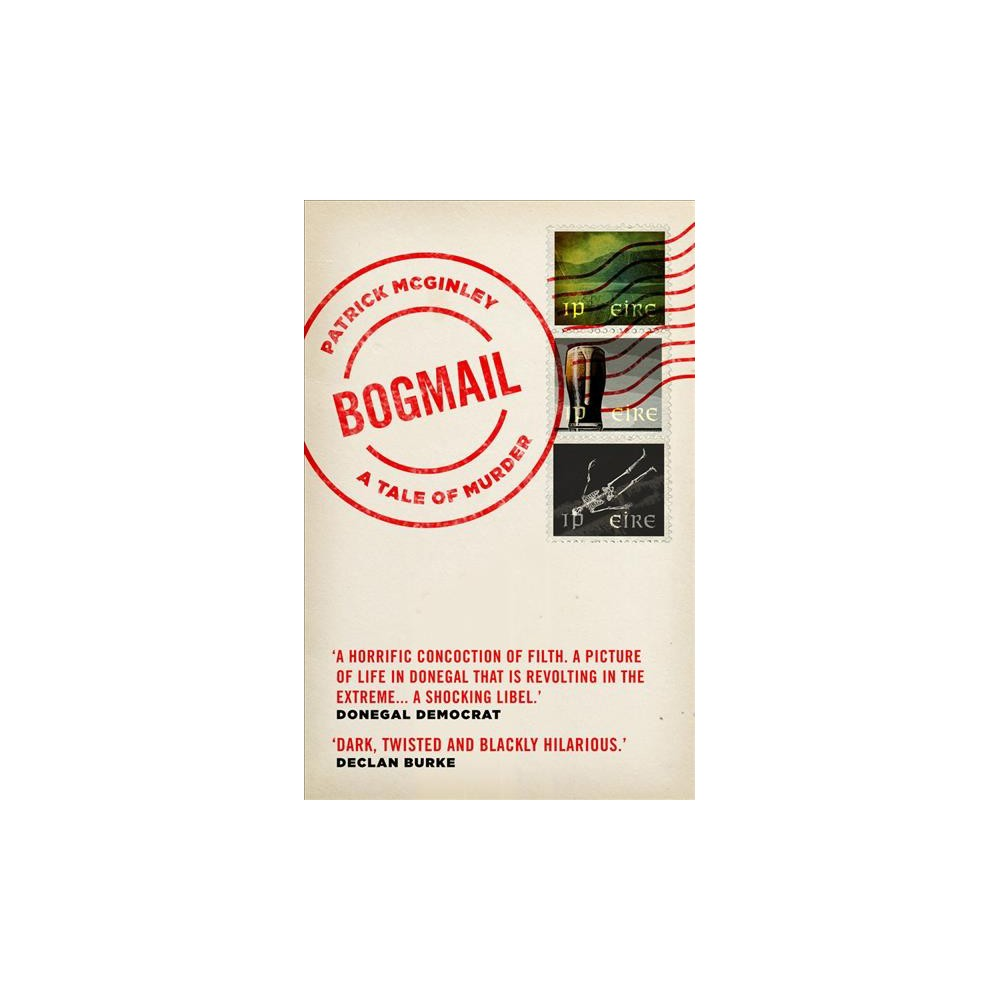 Bogmail - Reprint by Patrick McGinley (Paperback)