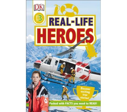 Real-life Heroes (Hardcover) - image 1 of 1