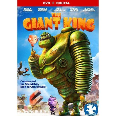 The Giant King (DVD)(2015)