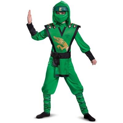Ninjago Lloyd Legacy Jumpsuit Deluxe Child Costume