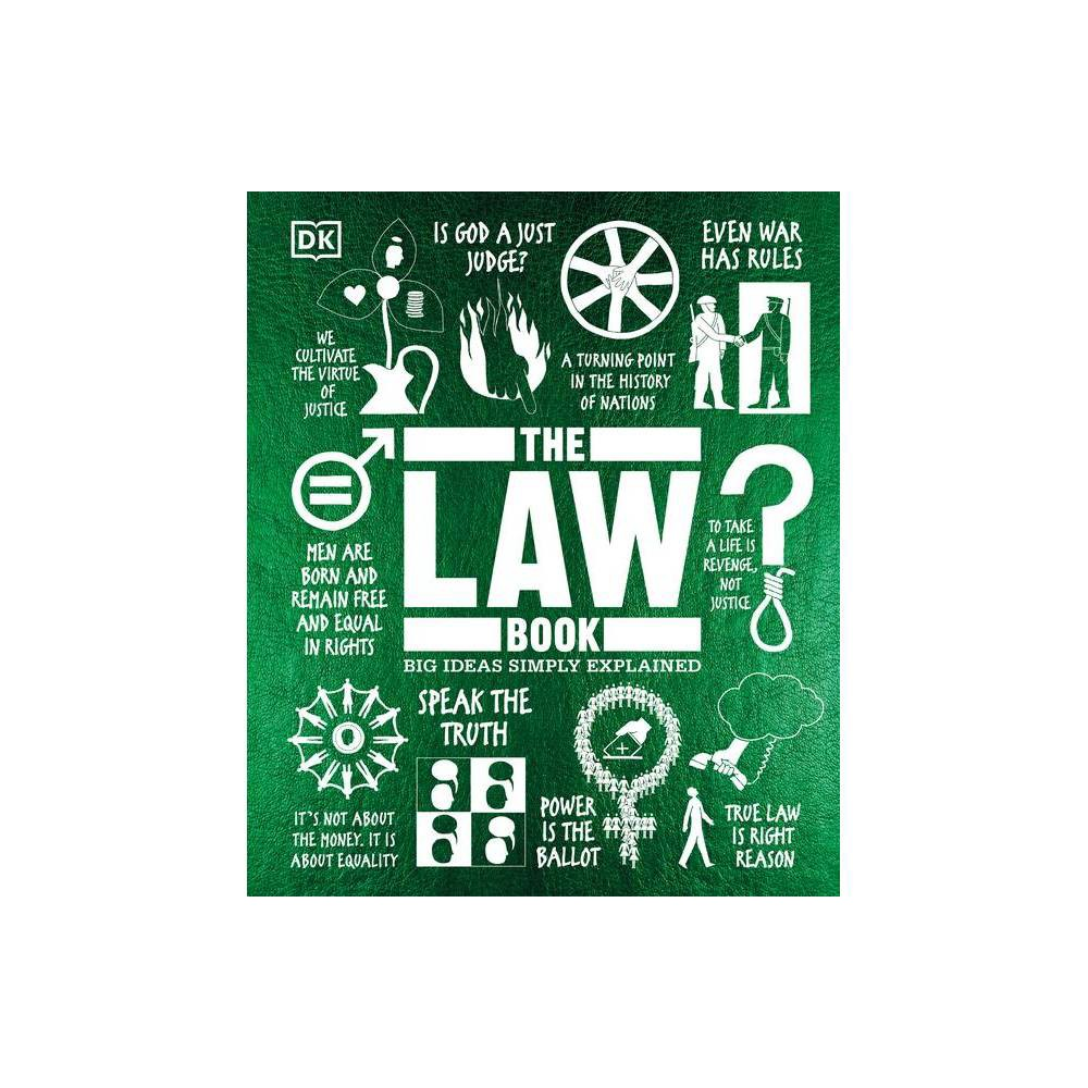 The Law Book Big Ideas Hardcover