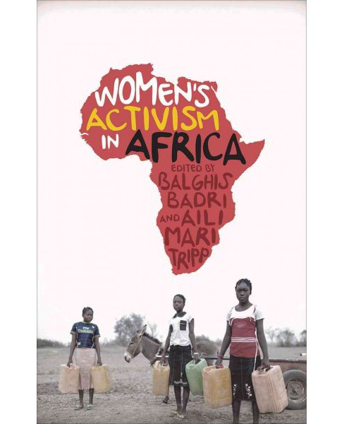Women's Activism in Africa : Struggles for Rights and Representation (Paperback) - image 1 of 1