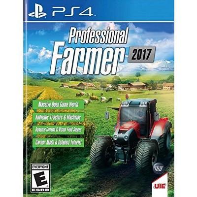 Professional Farmer 2017 - PlayStation 4
