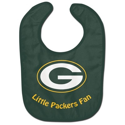 NFL Green Bay Packers Baby Bibs