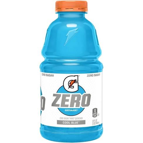Gatorade G Zero Cool Blue Sports Drink - 32 fl oz Bottle - image 1 of 2