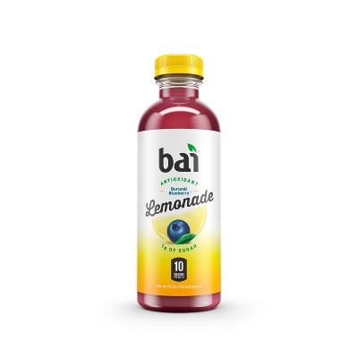 Bai Antioxidant Burundi Blueberry Lemonade - 18 fl oz Bottle