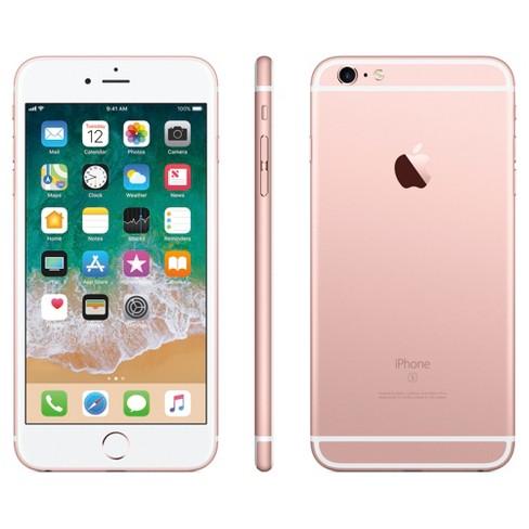Apple Iphone 6s Plus 16gb Rose Gold Target