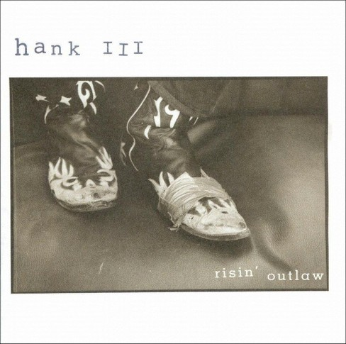 Hank Williams III - Risin' Outlaw (CD) - image 1 of 1