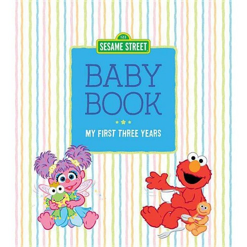 Sesame Street Baby Book - (Hardcover) - image 1 of 1