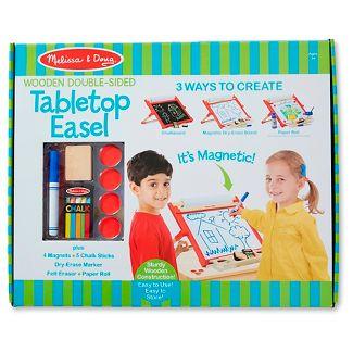 Melissa & Doug® Table Top Easel