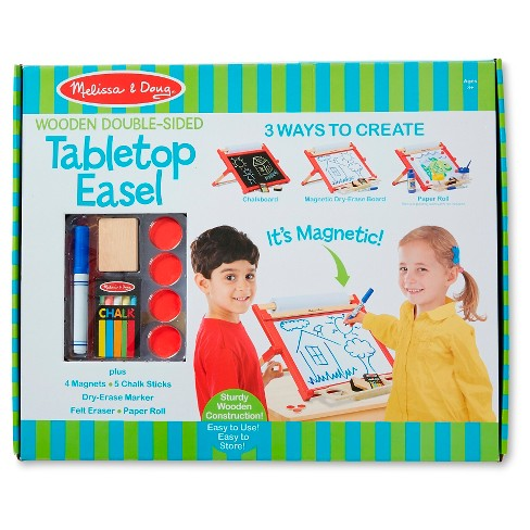 Melissa & Doug® Table Top Easel - image 1 of 1
