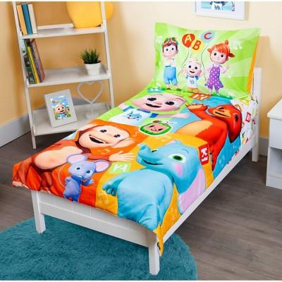 Toddler CoComelon Bedding Set