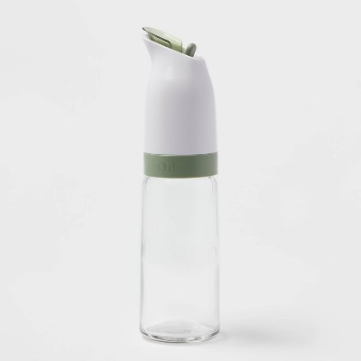 No Drip Oil Dispenser Clear - Made By Design™