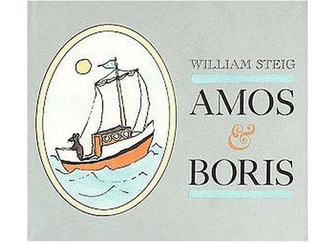 Amos and Boris (School And Library) (William Steig) - image 1 of 1