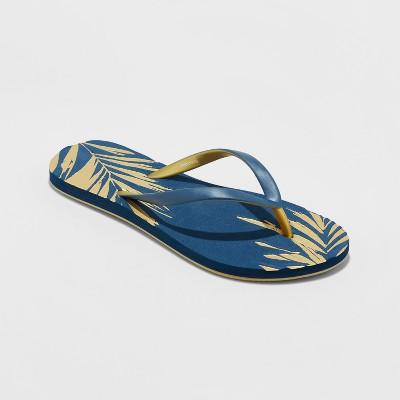 c64dcfc38d17 Womens Delta Flip flop Sandal – Xhilaration™ Navy 11 – Target ...