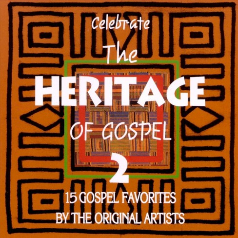 Various - Celebrate The Heritage:Vol 2 (CD) - image 1 of 1