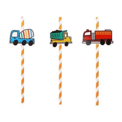 20ct Transportation Straws - Spritz™