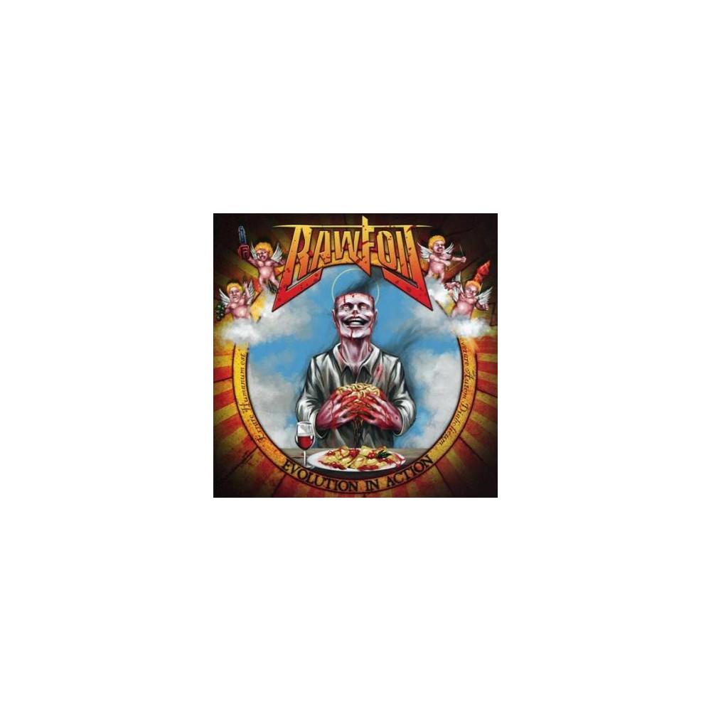 Rawfoil - Evolution In Action (CD)