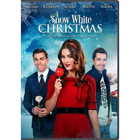 A Snow White Christmas.A Snow White Christmas Dvd