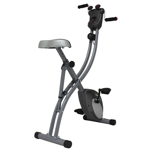 Sunny Health and Fitness (SF-B1412H) Folding Upright Bike with Arm Exerciser - image 1 of 4